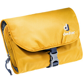 Deuter Wash Bag I, curry-navy